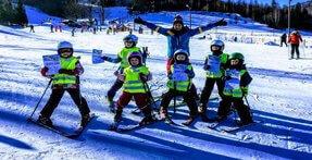 Przedszkole narciarskie Szczyrk