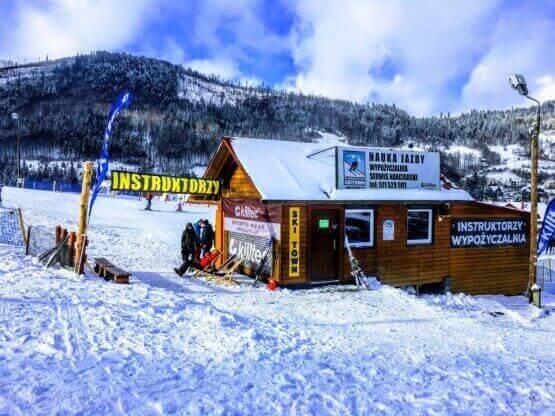 Ski rental Szczyrk
