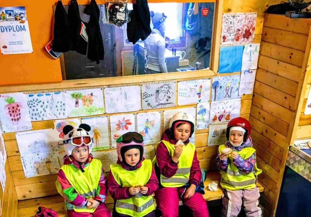 Ski kindergarten SZCZYRK 1